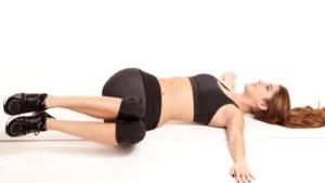 Knee Twist Stretch