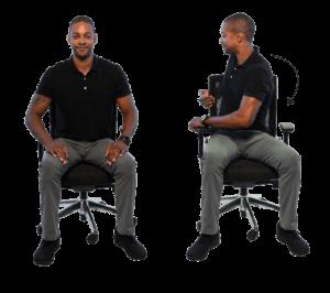 Sitting Twist Stretch